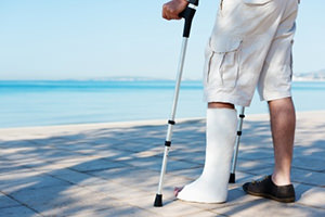 Ankle Avulsion Fracture Treatment & Information